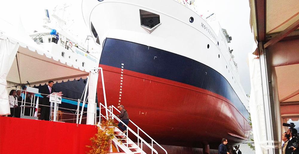 Caso de êxito no setor industrial naval: avaliação do navio Monteferro